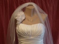 Suknia ślubna 6209 Private Label + dodatki