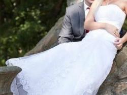 Suknia ślubna 700zł