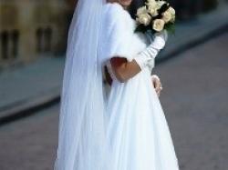Suknia ślubna _ biała rozmiar 36