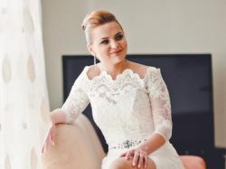 SUKNIA ŚLUBNA _VIOLLA PIEKUT _FIORE_ ANGEL