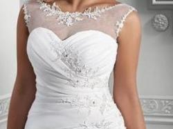 Suknia ślubna Abigeil 2014