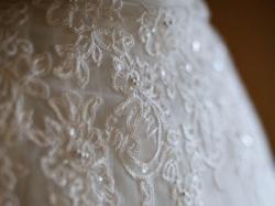 Suknia ślubna Acadie kolekcja Eglantine Madonna'13