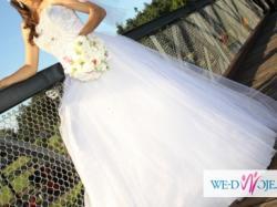 Suknia ślubna AFRODYTA/JUWENTA biel, 36
