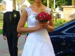 Suknia ślubna Aga 2009