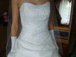 Suknia ślubna AGNA
