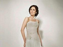Suknia Ślubna Agnes 10125 flossmann Nowa Kolekcja - SPRZEDAM