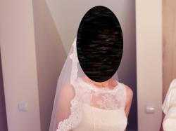 Suknia ślubna Agnes 12033 Rozmiar 34/36
