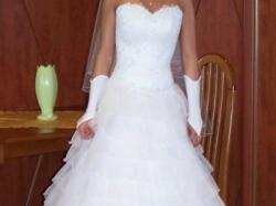 Suknia ślubna Agnes 1498