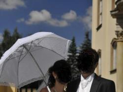 Suknia ślubna Agnes 2010 + dodatki