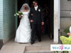 Suknia ślubna AGNES ecru