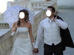"""Suknia ślubna """"AGNES"""" + Kamizelka i krawatka dla PANA Młodego!!!!"""