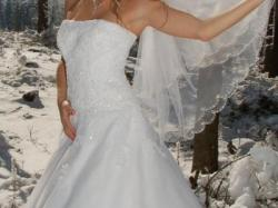 Suknia ślubna Agnes kolekcja 2011 !!!