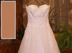 Suknia ślubna Agnes kolekcja Moonlight 11414,   tanio