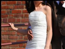 Suknia ślubna Agnes model 10245