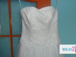 Suknia slubna Agnes model 10754