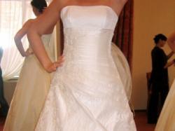 Suknia ślubna AGNES - model własny z salonu