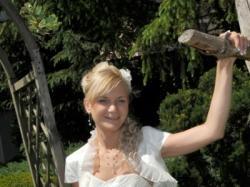 Suknia Ślubna AGNES roz.36 w Idealnym Stanie