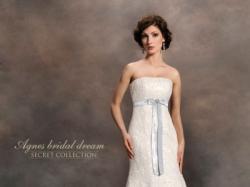 Suknia ślubna Agnes, Secret Collection