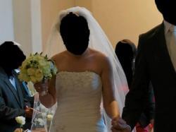 Suknia  ślubna ''Agnes'' Secret Colletion