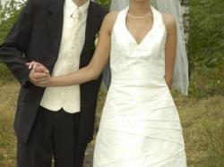 Suknia ślubna AGNES TANIO SPRZEDAM KRAKÓW