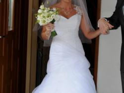 Suknia Ślubna Agora 11-51