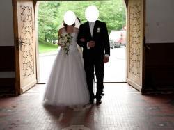 Suknia ślubna Agora 36