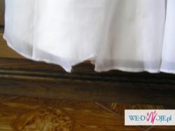 Suknia Ślubna Agora model 27-29 BIEL