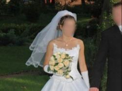 Suknia ślubna Agora roz. 36 biała