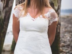 Suknia Ślubna AIDA r.38