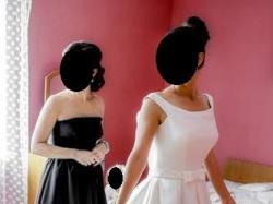Suknia ślubna AIRE BARCELONA - model Riaz