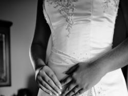 Suknia ślubna Alfreda Angelo roz 36