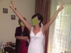 Suknia ślubna ALLURE 851