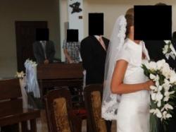 Suknia Ślubna ALLURE BRIDALS
