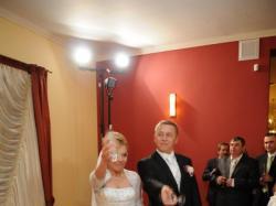 SUKNIA ŚLUBNA ALLURE BRIDALS P896 ZAKUPIONA 09/2011 WARSZAWA
