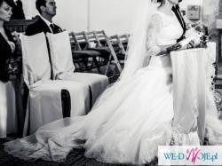 Suknia ślubna Amy Love FLavia kolekcja na rok 2014