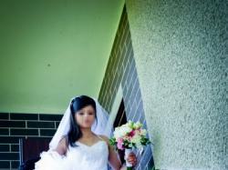 Suknia Ślubna Angel Tornado