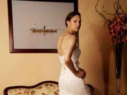 Suknia ślubna Anna is model Marys