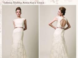 Suknia ślubna Anna Kara Elena, z salonu Madonna