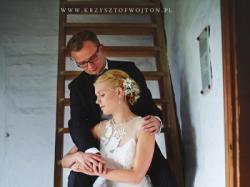 Suknia ślubna ANNA KARA, model ARYA WHITE