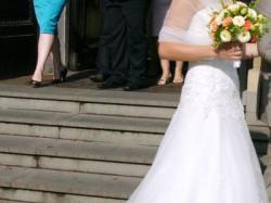 Suknia ślubna Annais Bonnie r.34,36 PROMOCJA-pilne