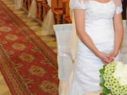 Suknia ślubna Annais Bridal 2010, model CARLA