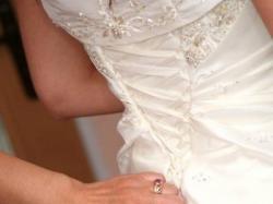 Suknia ślubna Annais Bridal - Asina 2009 roz.38