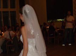 Suknia ślubna ANNAIS BRIDAL - DILON + welon + bolerko