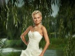 suknia ślubna Annais Bridal kolekcja Love 2012 suknia Sentence.