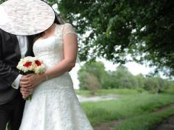 Suknia Ślubna Annais Bridal Minnie Ivory 38