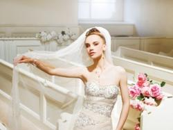 Suknia ślubna ANNAIS BRIDAL, model 2009 CARRERA !