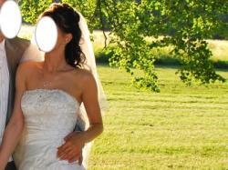 suknia ślubna Annais Bridal model Francesca