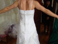 suknia ślubna Annais Bridal model Miracle z kolekcji Journey