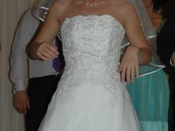SUKNIA ŚLUBNA Annais Bridal Model RITA biała