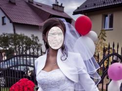 !!! Suknia ślubna Annais Bridal - PASCALE z 2012 roku !!!